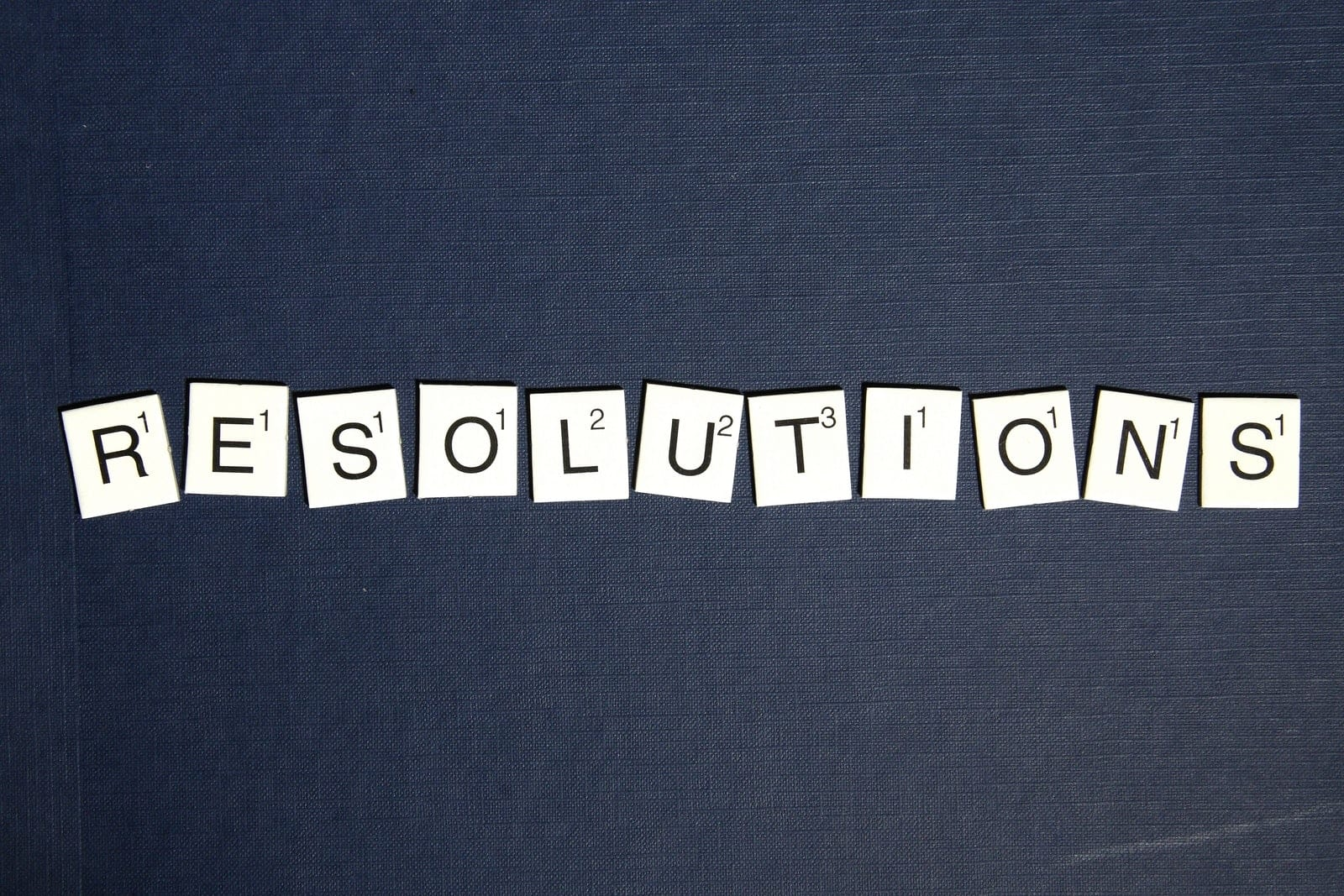 An easy guide to Accomplishing New Year's Resolutions